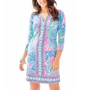 LILLY PULITZER UPF 50+ Nadine Dress Small
